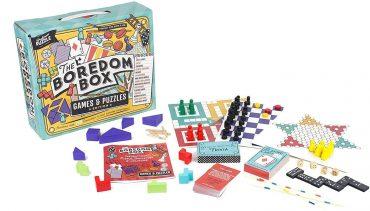 لعبة لغز صندوق الملل Professor Puzzle   - THE BOREDOM BOX