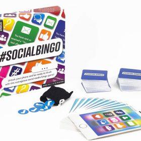لعبة ألغاز Professor Puzzle - SOCIAL BINGO
