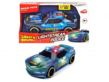 لعبة سيارة سباق DICKIE - Lightstreak Police