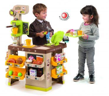 لعبة بيت القهوة ROLEPLAY - Coffee house