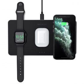 منصة شحن Trio Wireless Charging Pad for Smartphones