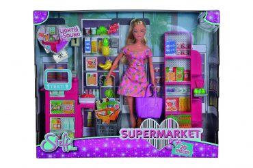 لعبة السوبرماركت  Simba - Steffi Love Supermarket