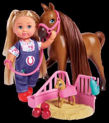 لعبة الحصان Simba - Doctor Evi Welcome Horse