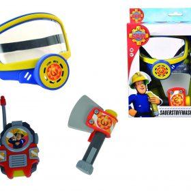 لعبة قناع الأوكسجين لرجل الإطفاء سام Sam Fireman Oxygen Mask- Simba