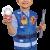 لعبة سترة رجل الإطفاء سام Sam Fireman Rescue Set - Simba