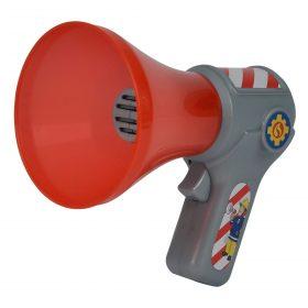 لعبة ميكروفون رجل الإطفاء Sam Fireman Megaphone - Simba