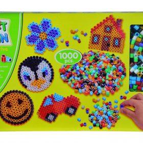 لعبة الخرز الملون SIMBA - ART & FUN 1000 IRONING BEAD SET