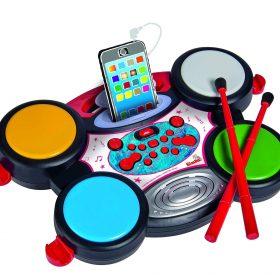 لعبة درامز  SIMBA - MP3 - I-DRUM PLASTIC B/O ELECTRONIC DRUM