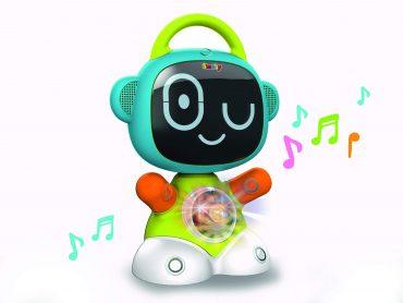 لعبة الروبوت الذكي SMART ROBOT TIC FR/GB/GE/DU - SMOBY