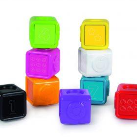 لعبة المكعبات SMOBY - SMART CLEVER CUBES
