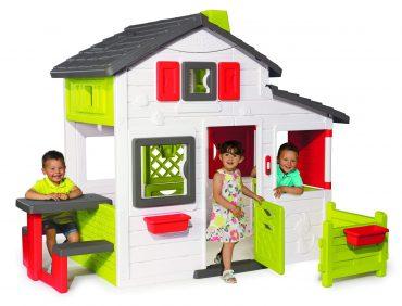 لعبة منزل الأصدقاء Smoby - Friends House Playhouse