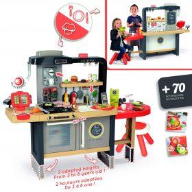 لعبة زاوية الطباخ Smoby - Chef Corner Restaurant