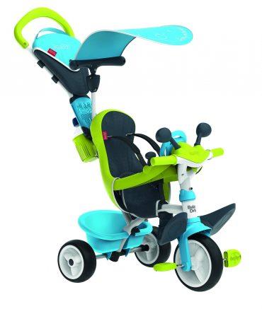 لعبة دراجة للأطفال Smoby - Baby Driver Comfort 2 - أزرق