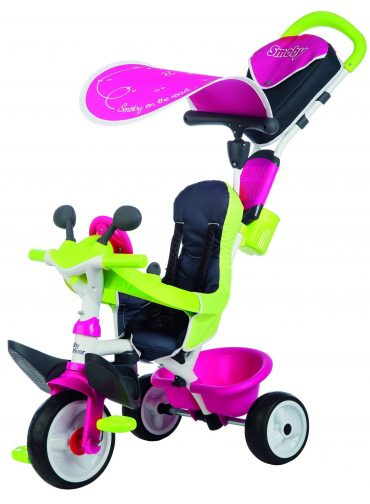 دراجة للأطفال Smoby - Baby Driver Comfort 2 - زهري