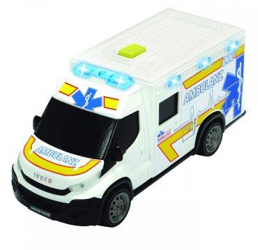 لعبة سيارة الإسعاف DICKIE - Daily Ambulance