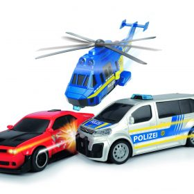 لعبة قوات الإنقاذ DICKIE - International Police Chase