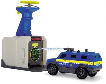 لعبة مقر الشرطة DICKIE - International SWAT Station