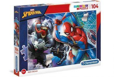 لعبة تطبيقات 104 قطعة CLEMENTONI - Spider Man