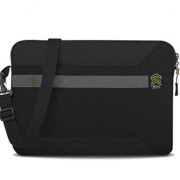 حقيبة 15-Inch Laptop & Tablet Blazer STM - أسود