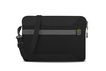 حقيبة 13-Inch Laptop & Tablet Blazer STM - أسود