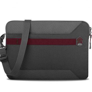 حقيبة 13-Inch Laptop & Tablet Blazer STM - رمادي