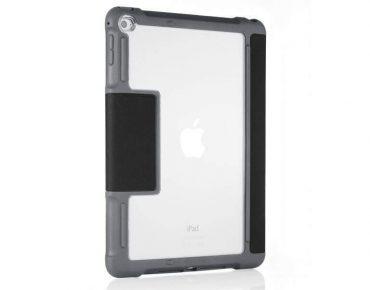 كفر iPad Mini 5 2019 STM - أسود