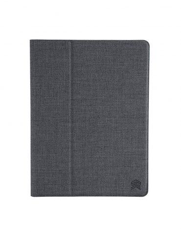 كفر دفتر Atlas Slim Folio Case for iPad Pro 11 STM - أسود