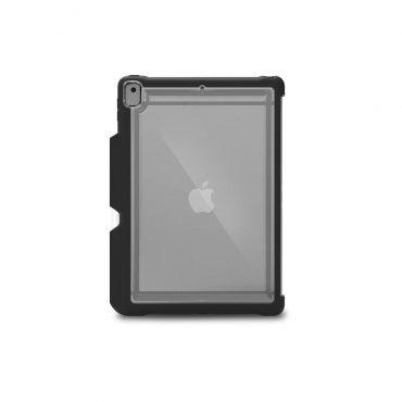 "كفر Dux Shell Duo for Apple iPad 10.2"" 2019 AP STM - أسود"