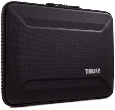 حقيبة نحيفة Macbook Pro 16 بوصة Thule - أسود