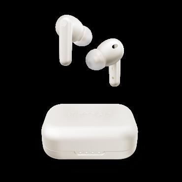 سماعة أذن لاسلكية Urbanista LONDON Active Noise Cancelling True Wireless Earphone – أبيض