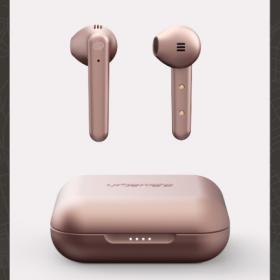 سماعات أذن لاسلكية Urbanista STOCKHOLM PLUS True Wireless Earphone  - ذهبي وردي