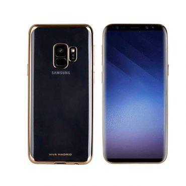كفر Samsung Galaxy S9 Viva Madrid - ذهبي