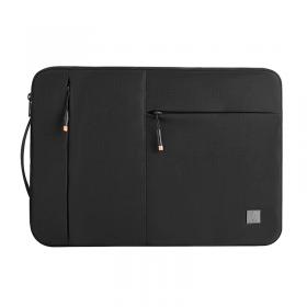 """حقيبة اللابتوب العملية WIWU LAPTOP BAG 13.3"""" ALPHA SLIM SLEEVE - BLACK"""
