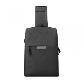 الحقيبة الشخصية WIWU ODYSSEY CROSSBODY BAG WATERPROOF (30*25*7CM) - BLACK