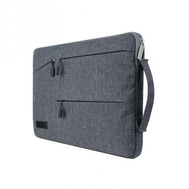 """حقيبة لابتوب WIWU POCKET SLEEVE FOR 15.6"""" LAPTOP/ULTRABOOK- GRAY"""