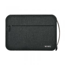 """حقيبة اليد الخفيفة  WIWU COZY STORAGE BAG 8.2"""" - BLACK"""