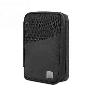 حقيبة الجهاز اللوحي WIWU MACBOOK MATE TRAVEL POUCH (20.5*12.5*6CM) - BLACK