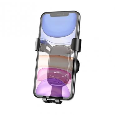 حامل الهاتف في السيارة WIWU PL200 THREE-POINT SUPPORT LIGHTWEIGHT DESIGN MORE STABLE
