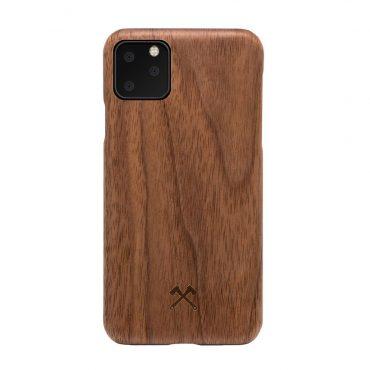 كفر Slim Case for iPhone 11 Pro Max WOODCESSORIES - لون خشبي