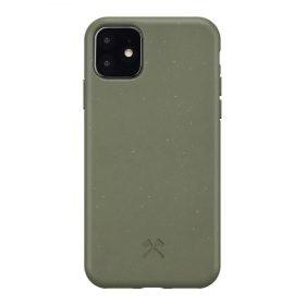 كفر Bio Case for iPhone 11 WOODCESSORIES - أخضر