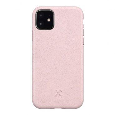 كفر Bio Case for iPhone 11 WOODCESSORIES - وردي
