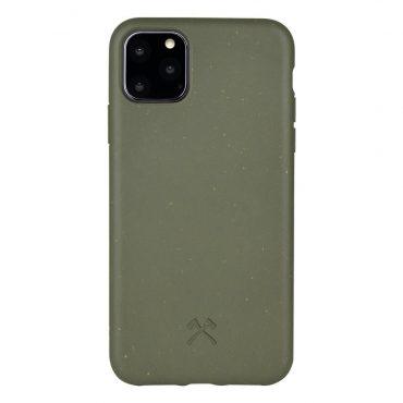 كفر Bio Case for iPhone 11 Pro Max  WOODCESSORIES - أخضر