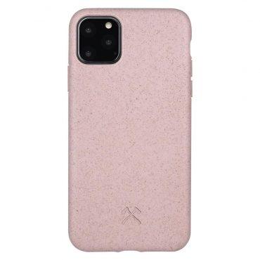 كفر Bio Case for iPhone 11 Pro Max  WOODCESSORIES - وردي