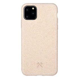 كفر Bio Case for iPhone 11 Pro WOODCESSORIES - أبيض