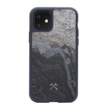 كفر Bumper Case for iPhone 11 WOODCESSORIES - رمادي