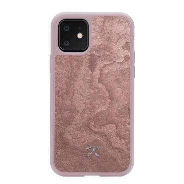 كفر Bumper Case for iPhone 11 WOODCESSORIES - أحمر