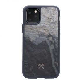 كفر Bumper Case for iPhone 11 Pro Max WOODCESSORIES - رمادي