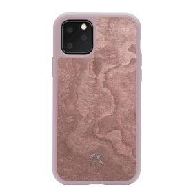 كفر Bumper Case for iPhone 11 Pro Max WOODCESSORIES - أحمر