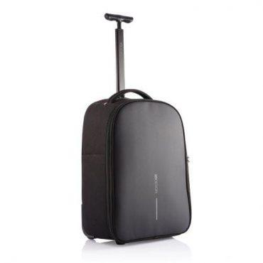 حقيبة ظهر XD-Design BOBBY BACKPACK TROLLEY - Convertible Laptop & Tablet Travel Bag - أسود