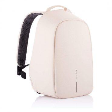 حقيبة ظهر مضادة للسرقة XD-Design Bobby Hero Spring Anti-Theft Backpack - لون خوخي